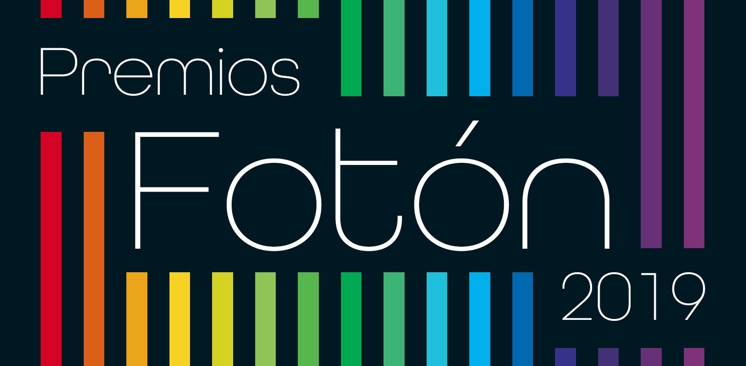 banner premios Fotón 2019